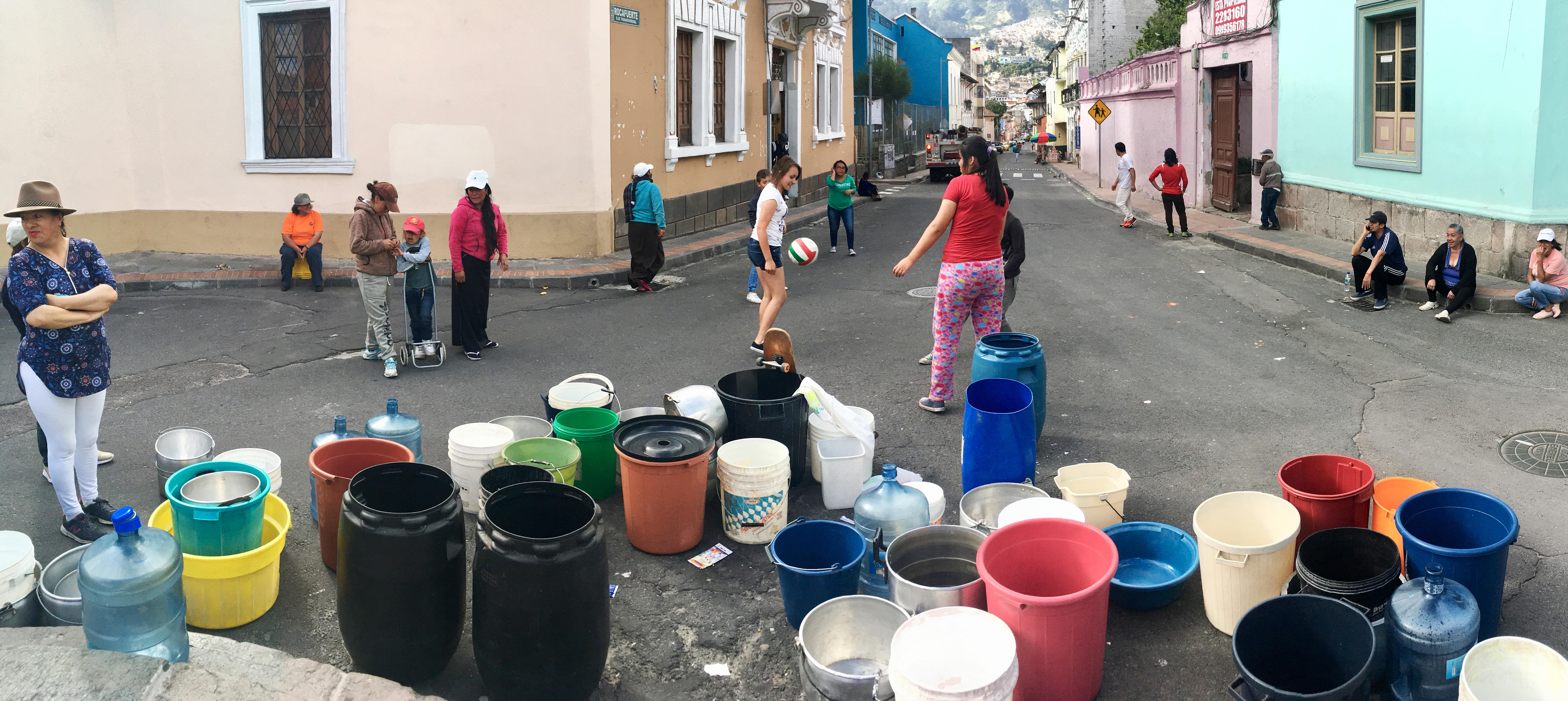 Agua Quito 2