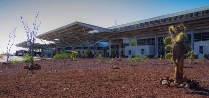 Aeropuerto Baltra 2