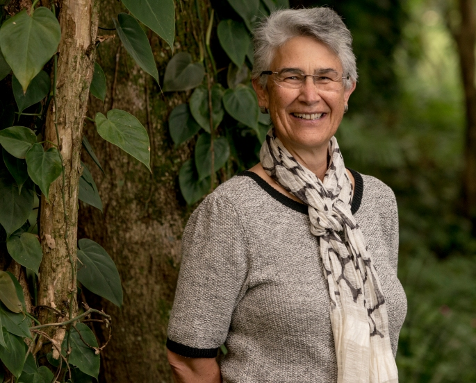 Portrait of Yolanda Kakabadse, WWF International President (Ecua