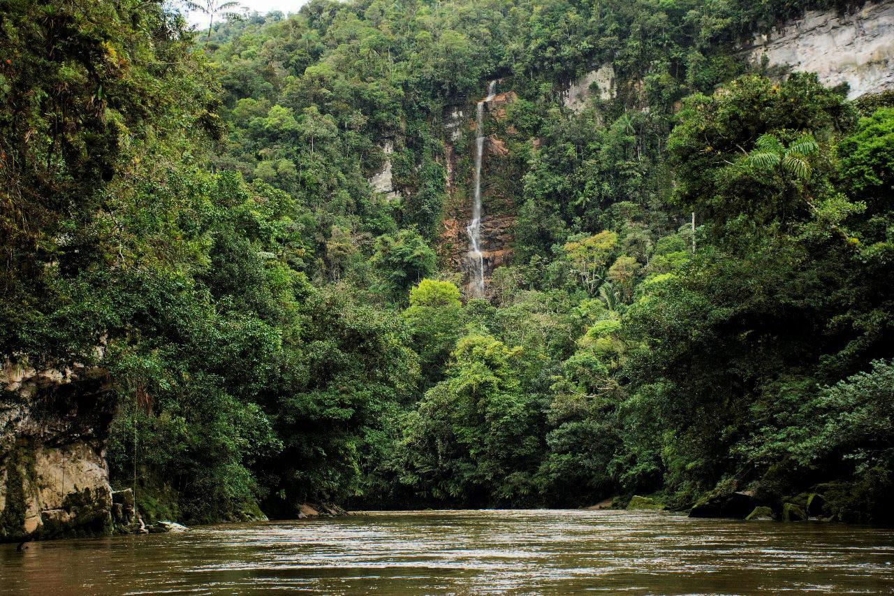 Nangaritza vale